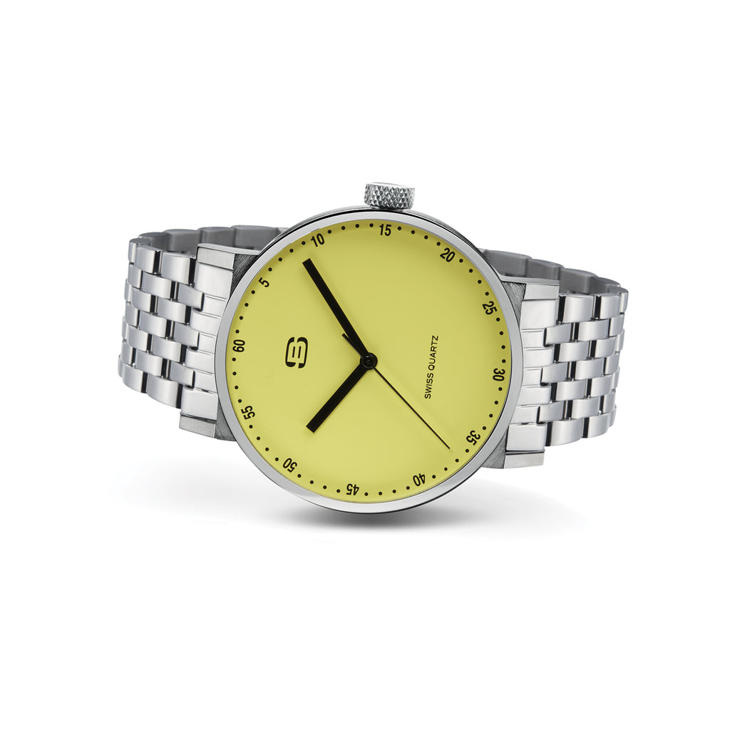 SB22.1-SB: SB Metropolis Collection : YELLOW