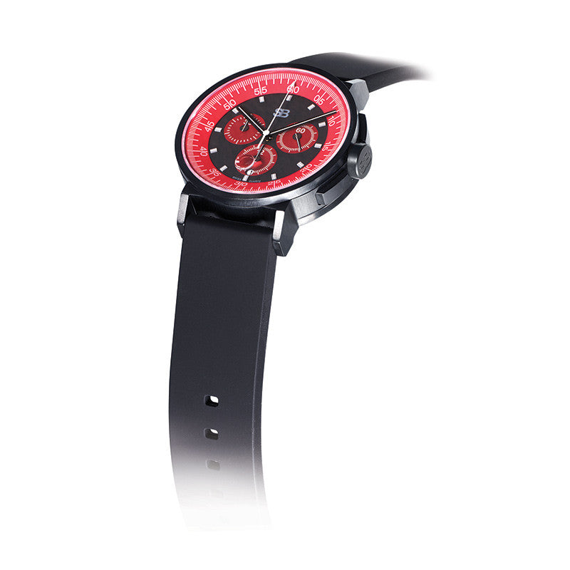 SBCHR1.3 : Steel Blaze Chronograph Watch-SB Design Studio