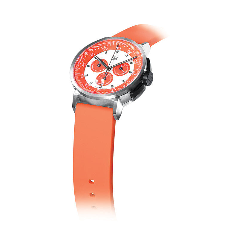 SBCHR1.6/O : Steel Blaze Chronograph Watch-SB Design Studio