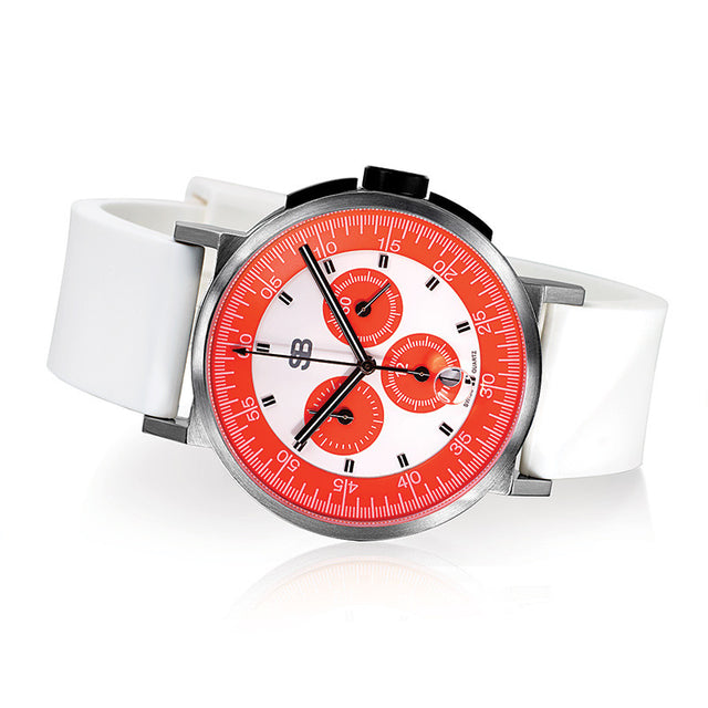 SBCHR1.6 : Steel Blaze Chronograph Watch-SB Design Studio