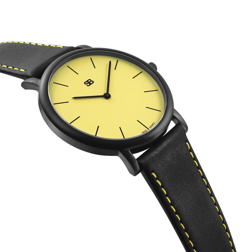 SOB1012 SOB Steel Watch-SB Design Studio