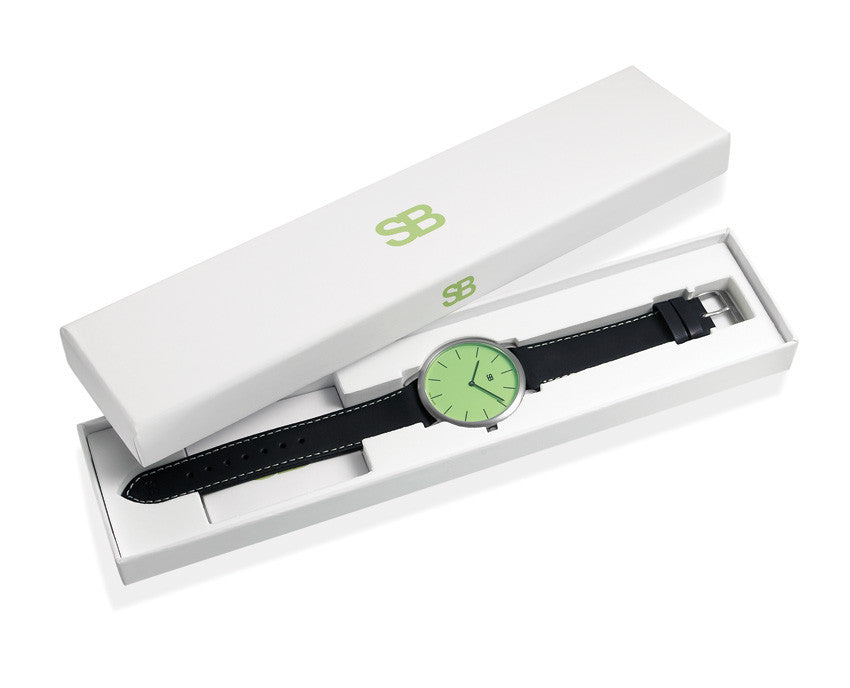 SOB1014 SOB Steel Watch-SB Design Studio