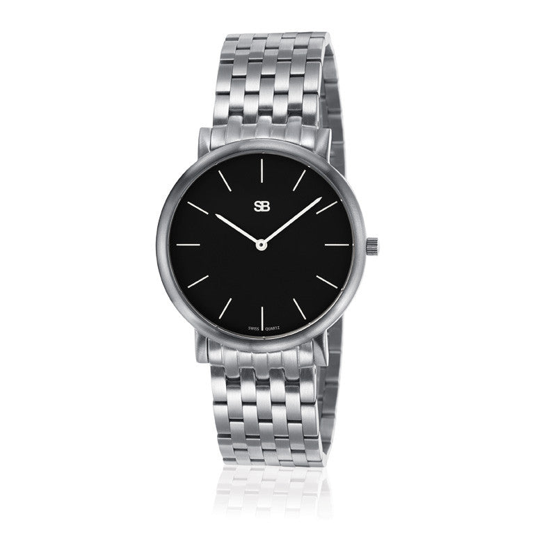 SOB1020/BRLINK SB Steel Watch-SB Design Studio