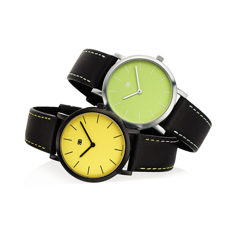 SOB1112 Ladies Steel Watch-SB Design Studio