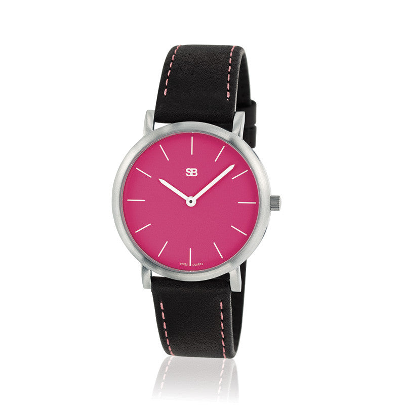 SOB1111 Ladies Steel Watch-SB Design Studio