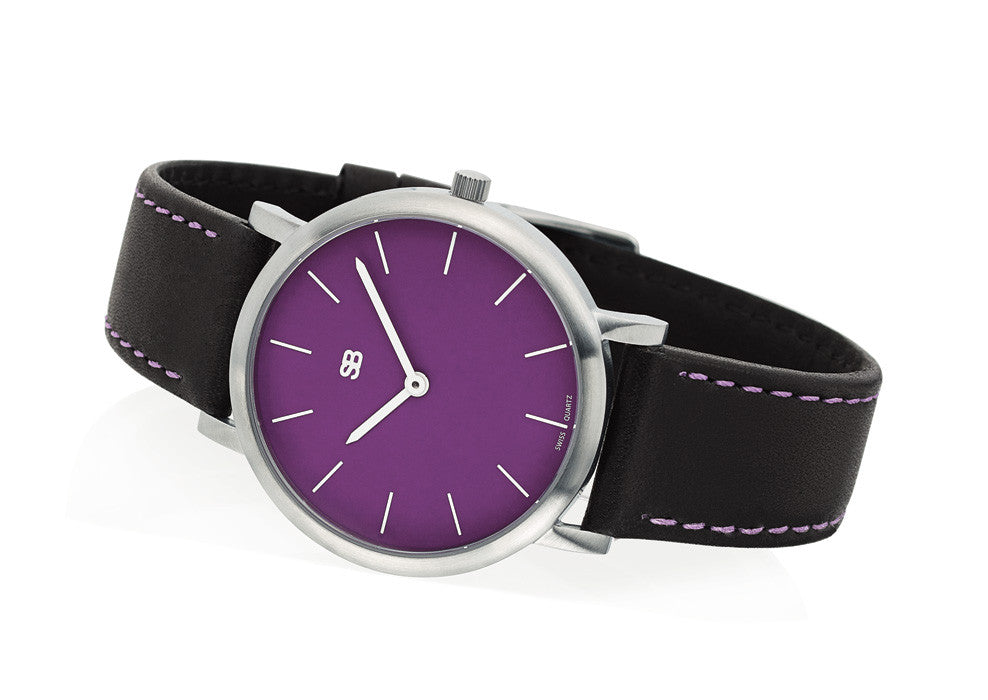 SOB1114 Ladies Steel Watch-SB Design Studio