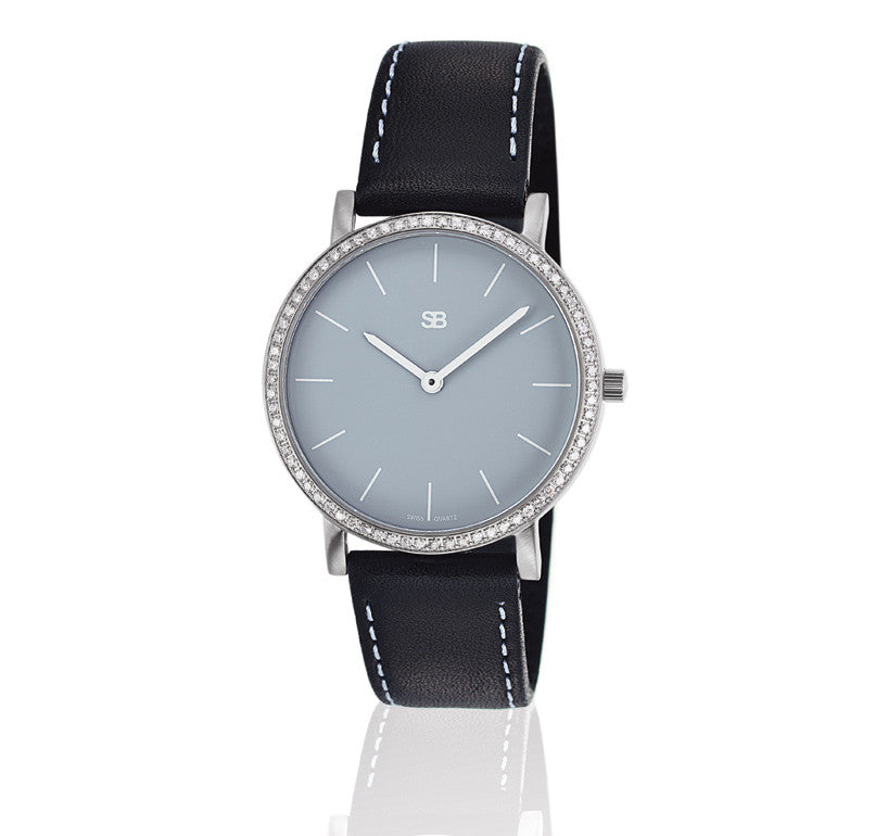 SOB1116/DIA Steel Ladies Watch-SB Design Studio