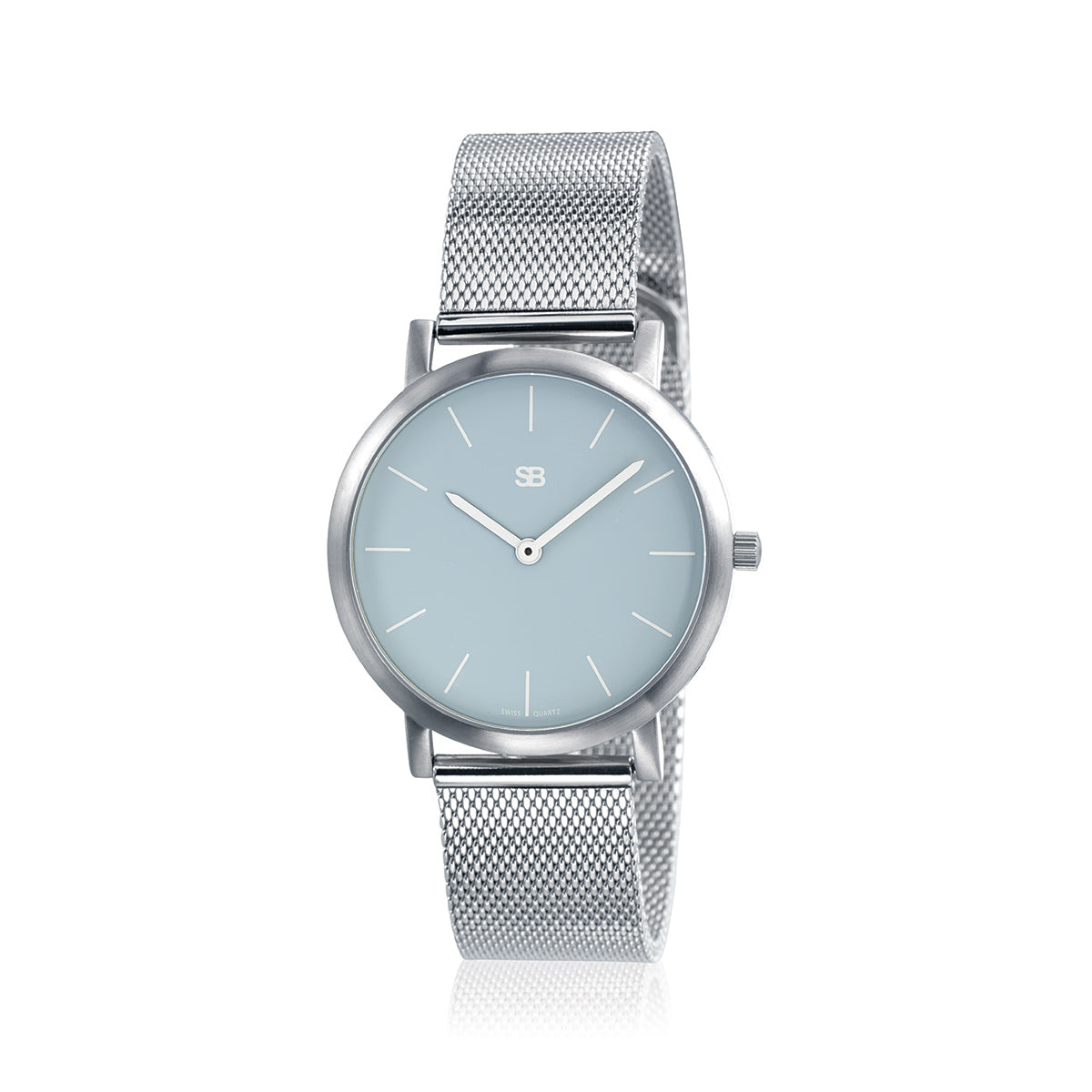 signatur fossil skagen watches steel mesh com metal slim