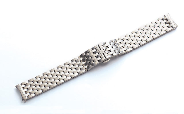SOB Ladies 36MM Steel Watch Bracelet-SB Design Studio
