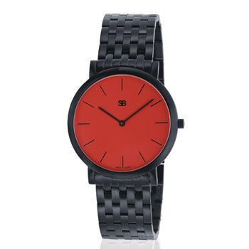 SOB1106/BRLINK Steel Ladies Watch-SB Design Studio