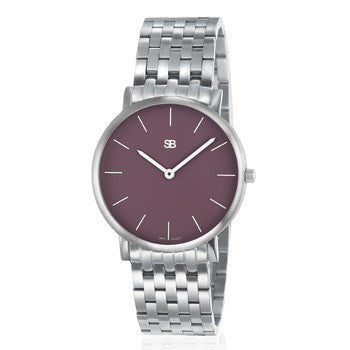 SOB1115/BRLINK Steel Ladies Watch-SB Design Studio