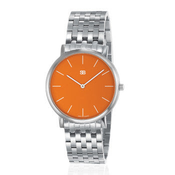 SOB1108/BRLINK Steel Ladies Watch-SB Design Studio