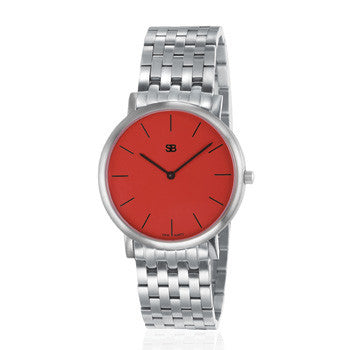 SOB1105/BRLINK Ladies Steel Watch-SB Design Studio
