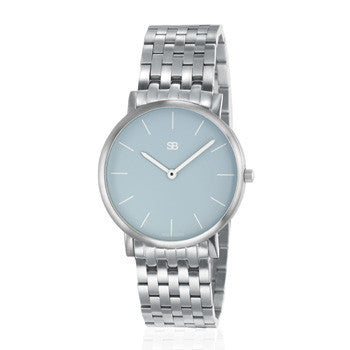 SOB1116/BRLINK Steel Ladies Watch-SB Design Studio