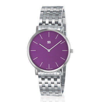 SOB1114/BRLINK Steel Ladies Watch-SB Design Studio
