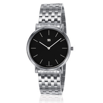 SOB1102/BRLINK Ladies Steel Watch-SB Design Studio