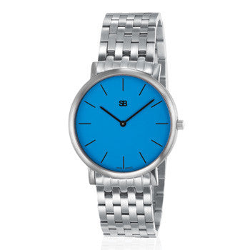 SOB1109/BRLINK Steel Ladies Watch-SB Design Studio