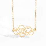 Serotonin - Hexagons Cluster