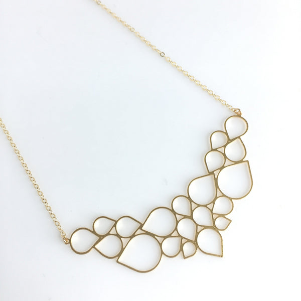 Droplets - Droplets Necklace
