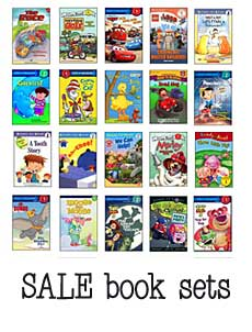 SALE Book Sets