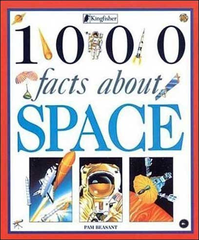 1,000 Facts About Space by Pam Beasant