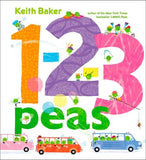 123 Peas by Keith Baker