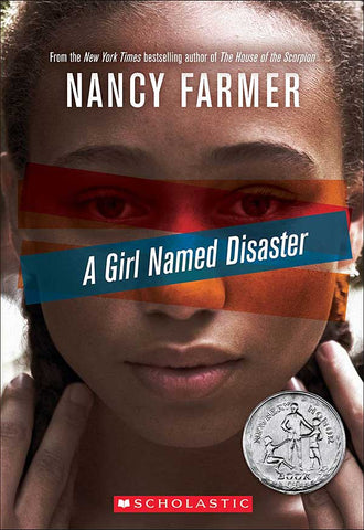 A Girl Named Disaster by Nancy Farmer