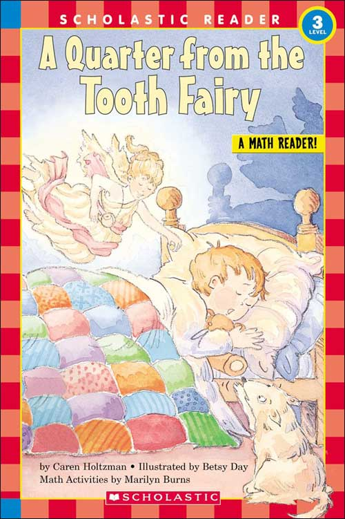 A Quarter from the Tooth Fairy by Caren Holtzman