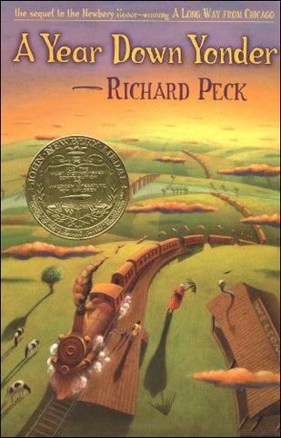 A Year Down Yonder by Richard Peck