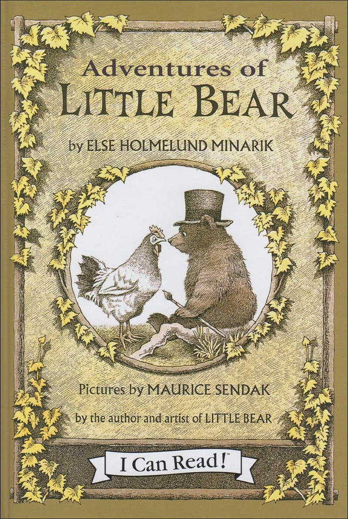 Adventures of Little Bear: 3 Favorite Stories by Else Holmelund Minarik