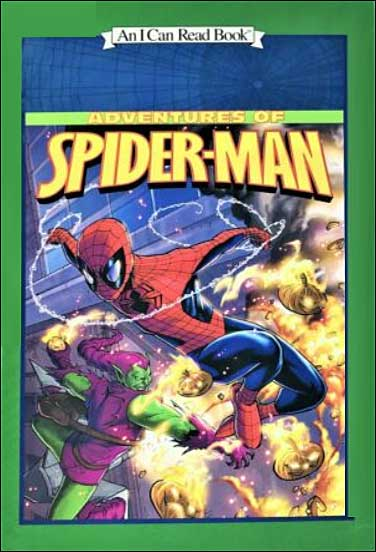 Adventures of Spider-Man: 5-Books-In-1 by Susan Hill