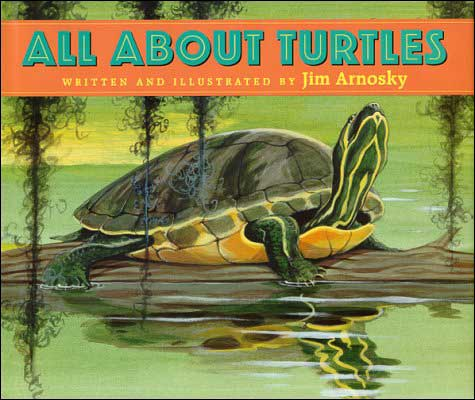 All About Turtles  by Jim Arnosky