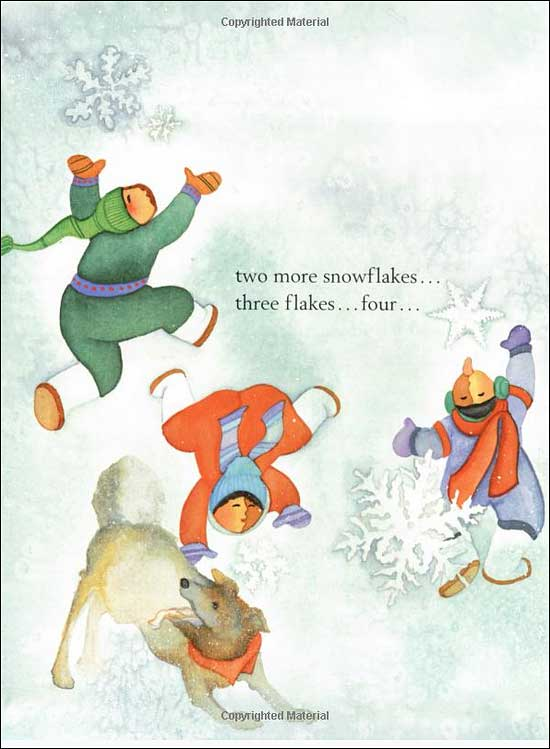 All You Need for a Snowman by Alice Schertle; illustrated by Barbara Lavallee