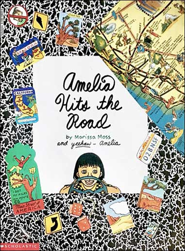 Amelia Hits the Road (or Amelia's Are-We-There-Yet Longest Ever Car Trip)
