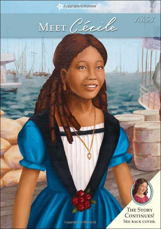 American Girl: Meet Cecile by Denise Lewis Patrick