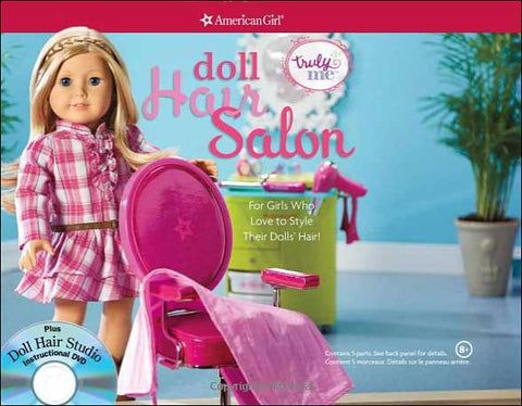 American Girl, Doll Hair Salon