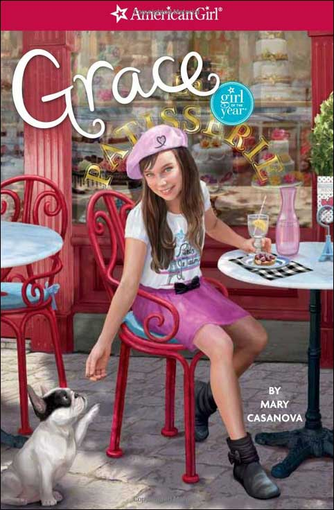 American Girl: Grace by Mary Casanova