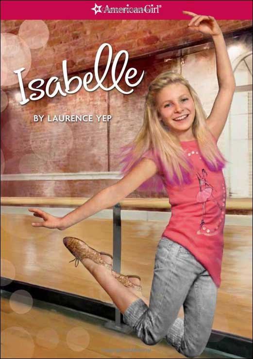 American Girl: Isabelle by Laurence Yep