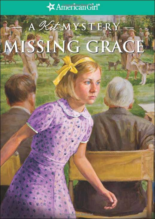 American Girl Kit:  Missing Grace