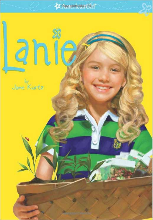American Girl: Lanie by Jane Kurtz