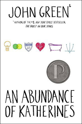 An Abundance of Katherines  (chapter book)