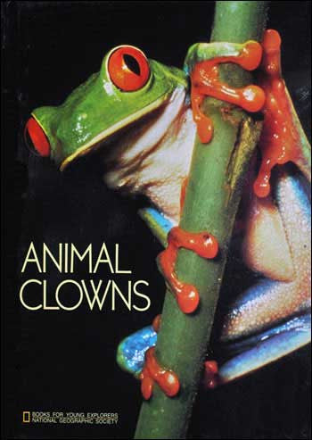 Animal Clowns  by Jane R. McGoldrick