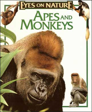Apes and Monkeys (Eyes on Nature) series