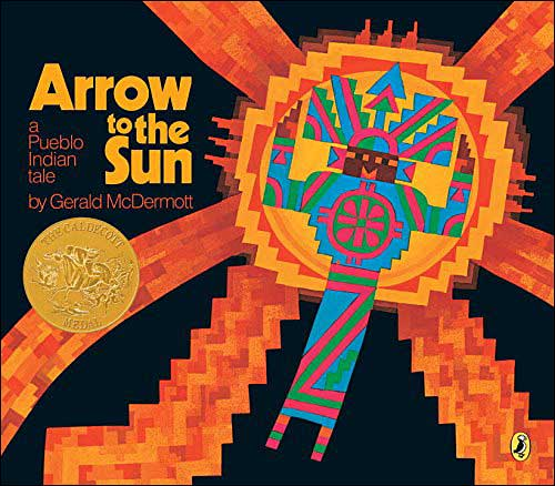 Arrow-to-the-Sun by Gerald McDermott