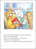 inside Arthur Lost and Found by Marc Brown