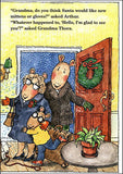 inside Arthur's Christmas by Marc Brown