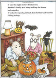 inside Arthur's Halloween by Marc Brown