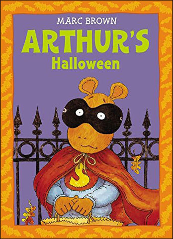 Arthurs Halloween by Marc Brown