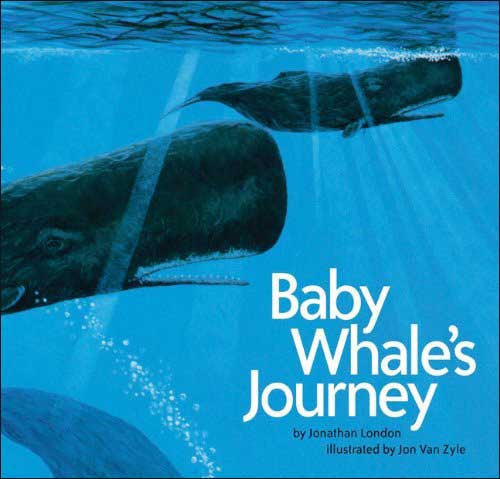 Baby Whale's Journey by Jonathan London; illustrated by Jon Van Zyle