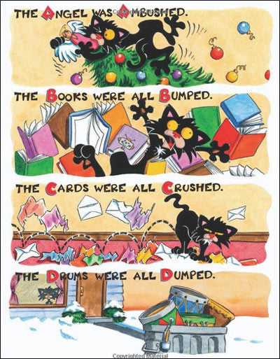 A Bad Kitty Christmas by Nick Bruel – the best childrens books.org